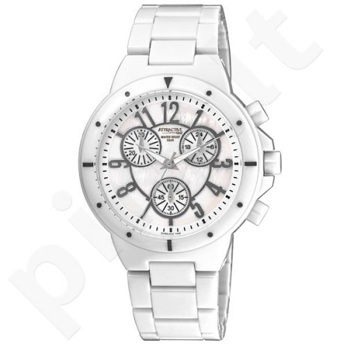 Moteriškas laikrodis Q&Q Atractive DA89J002Y