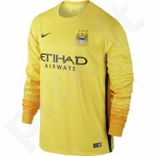 Marškinėliai vartininkams Nike Manchester City FC Goalkeeper Stadium M 658879-776