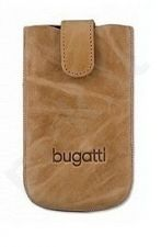 UNIQUE universalus dėklas S Bugatti smėlinis
