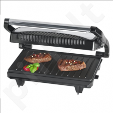Bomann MG 2251 Multi Grill, 700W, Black/Inox