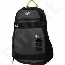 Kuprinė 4f H4L17-PCU007 juodas