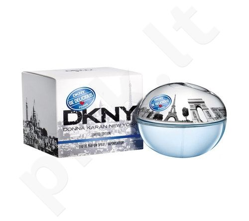 DKNY Be Delicious Paris, kvapusis vanduo moterims, 50ml