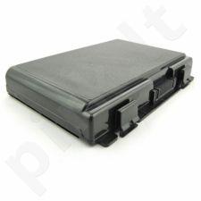 Nešiojamo kompiuterio baterija Qoltec Asus F82, F83S 11.1V, 4400mAh