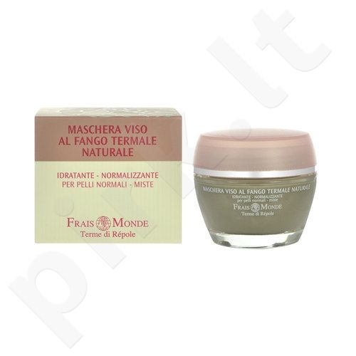 Frais Monde Natural Thermal Spring Mud Face Mask, kosmetika moterims, 50ml