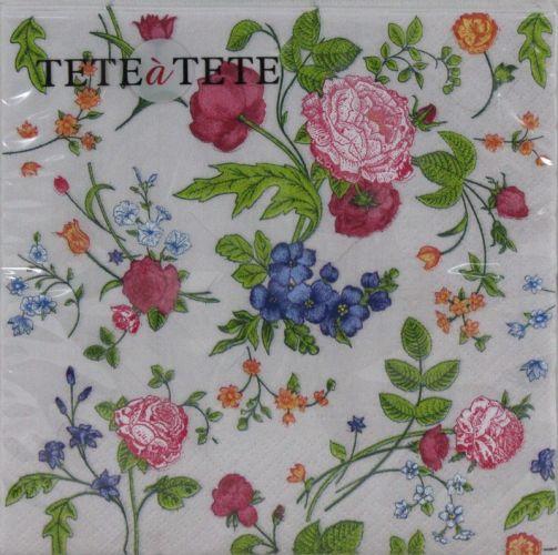 Servetėlės Tat Dancing Roses 94997