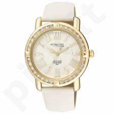 Moteriškas laikrodis Q&Q Atractive DA93J104Y