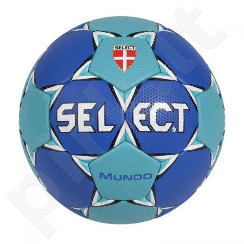 Rankinio kamuolys SELECT Mundo 2 mėlyna-tamsiai mėlyna