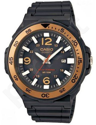 Laikrodis CASIO MRW-S300H-1B2 SOLAR POWERED wr 100 **ORIGINAL BOX**