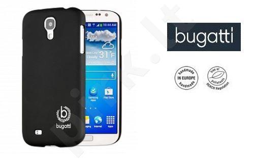 Samsung Galaxy S4 dėklas Bugatti juodas