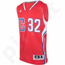 Marškinėliai krepšiniui Adidas Swingman Los Angeles Clippers Blake Griffin M AT1414