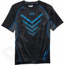 Marškinėliai kompresiniai Under Armour HeatGear® Armour Twist Flight Compression Shirt M 1275498-001