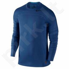 Marškinėliai treniruotėms Nike Pro Hyperwarm M 838026-431