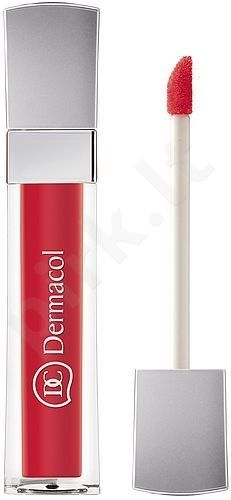 Dermacol Briliant Lip Gloss lūpų blizgis No.6, 6ml, kosmetika moterims