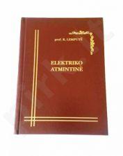 Knyga-Baras: Elektriko atmintinė
