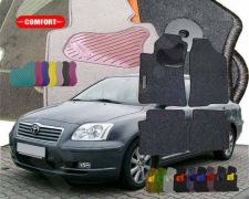 Kilimėliai ARS Toyota Avensis /2003-2009