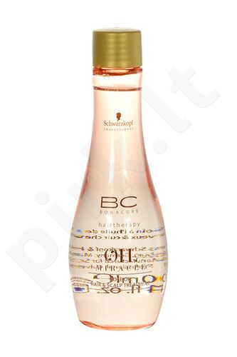 Schwarzkopf BC Bonacure Oil Miracle Rose Oil Treatment, kosmetika moterims, 100ml