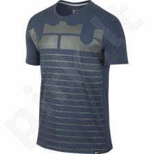 Marškinėliai Nike Leborn Art Tee M 715207-460