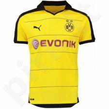 Marškinėliai futbolui Puma Borussia Dortmund Home Replica Shirt M 74799101