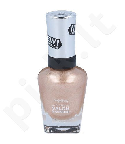 Sally Hansen Complete Salon Manicure,nagų lakas, kosmetika moterims, 14,7ml, (216 You Glow, Girl!)