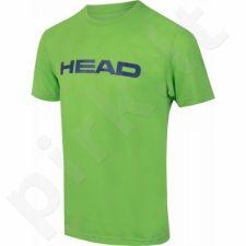 Marškinėliai tenisui Head Transition Ivan T-shirt M 811596-GNNV