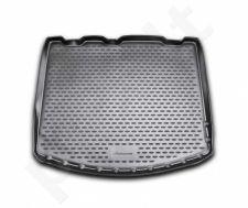 Guminis bagažinės kilimėlis FORD Kuga 2013->  black /N14029