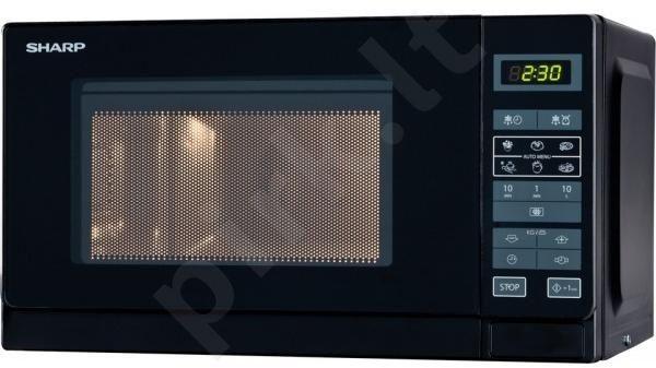 Mikrobangų  krosnelė SHARP R242BKE