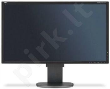 NEC Monitor MultiSync LCD-LED EA224WMi 21,5'' IPS; DVI/HDMI/DP, pivot; black