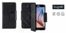 Samsung Galaxy S6 dėklas book AMSTERD Bugatti v. juodas
