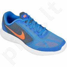 Sportiniai bateliai  bėgimui  Nike Revolution 3 (GS) Jr 819413-401