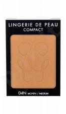 Guerlain Lingerie De Peau, Compact Mat Alive, kompaktinė pudra moterims, 8,5g, (Testeris), (04N Medium)