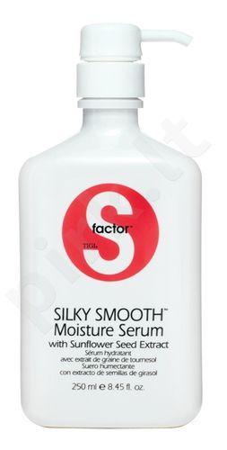 Tigi S Factor Silky Smooth Moisture Serum, 250ml, moterims