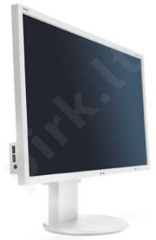 NEC Monitor MultiSync LED EA244WMi 24.1'' wide, DVI/HDCP,DP, pivot