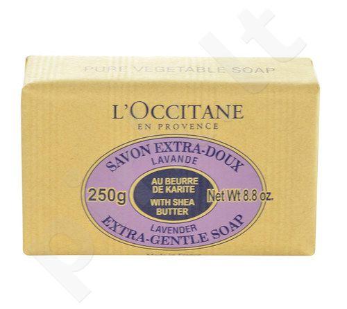 L´Occitane Lavande Extra-Gentle muilas, kosmetika moterims, 250g