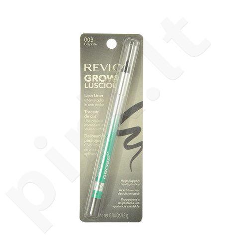 Revlon Grow Luscious Lash Liner, kosmetika moterims, 1,2g, (002 Espresso)