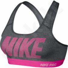 Sportinė liemenėlė  Nike Pro Classic Padded Graphic W  726934-022