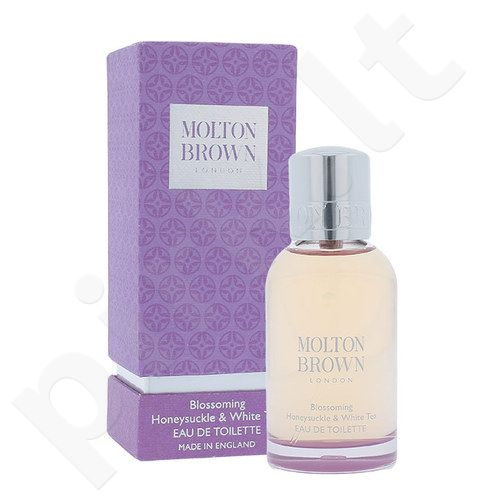 Molton Brown Blossoming Honeysuckle & White Tea, EDT moterims, 50ml