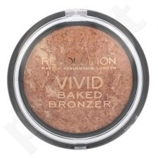 Makeup Revolution London Vivid Baked veido bronzantas, kosmetika moterims, 13g, (Rock On World)