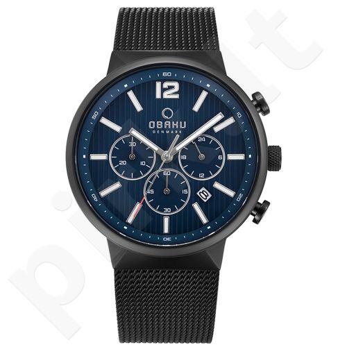 Vyriškas laikrodis Obaku V180GCBLMB
