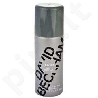 David Beckham Homme, dezodorantas vyrams, 150ml