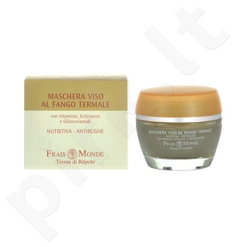 Frais Monde Anti-Wrinkle Thermal Spring Mud Face Mask, kosmetika moterims, 50ml