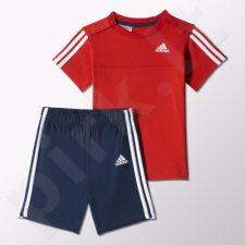 Vaikiškas komplektas Adidas 3-Stripes Summer Set Kids S21392