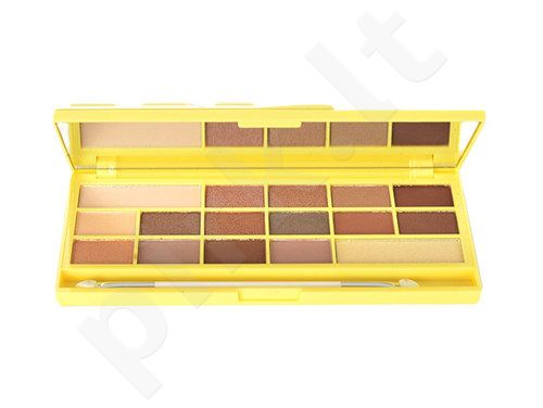 Makeup Revolution London I Love Makeup Naked Chocolate Palette, kosmetika moterims, 22g