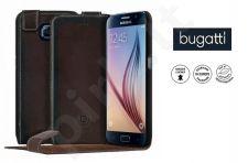 Samsung Galaxy S6 dėklas flip AMSTERD Bugatti v.rudas