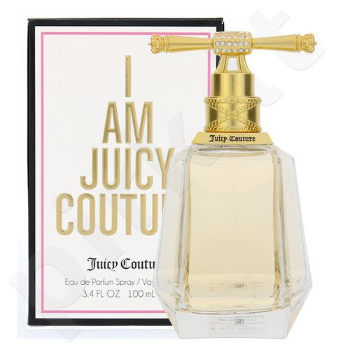 Juicy Couture I Am Juicy Couture, EDP moterims, 100ml