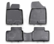 Guminiai kilimėliai 3D KIA Ceed 2012->, 4 pcs. /L38030