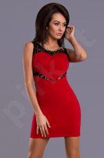PINK BOOM suknelė - raudona 9259-3