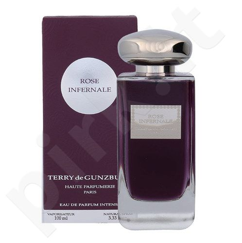 Terry de Gunzburg Rose Infernale, EDP moterims, 100ml