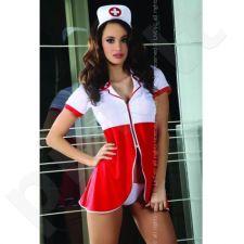 Teminis kostiumas Slaugytoja XL