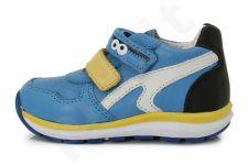 D.D. step Šviesiai mėlyni batai 22-27 d. da031314