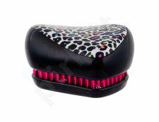 Tangle Teezer Compact Styler, plaukų šepetys vaikams, 1pc, (Punk Leopard)